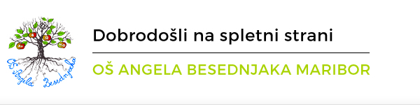 OŠ Angela Besednjaka Maribor