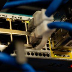 Dvig internetne povezave na 10 Gbps