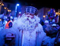 Prišel bo med nas, stari dobri dedek Mraz