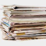 Zbiralna akcija časopisnega papirja