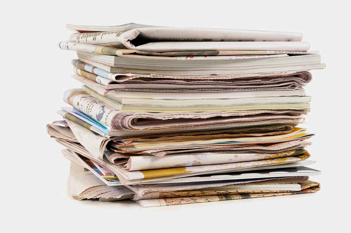 Slovenska zbiralna akcija starega papirja za dober namen