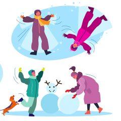 Zimski športni dan (1.-3. razred), 25. 1. 2021